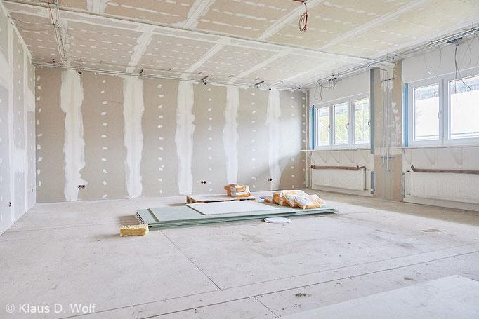 Architekturfotograf München, Baustellendokumentation, Modulbauweise