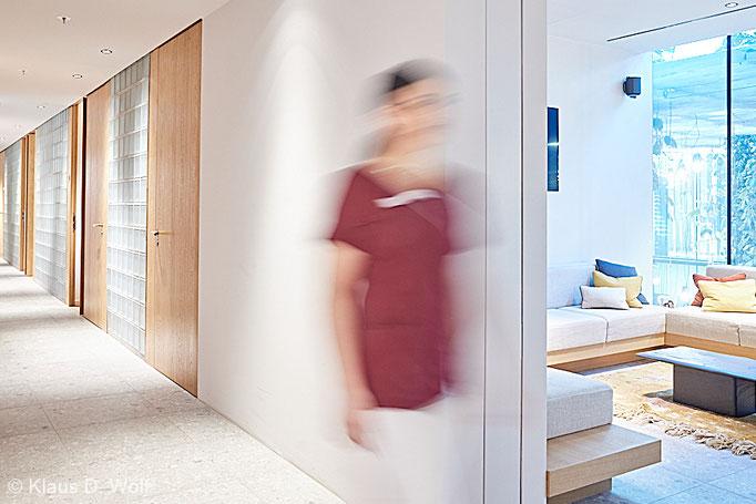 Interieurfotograf München: Praxisfotos für Fuchs Design