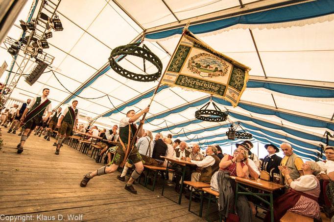 Veranstaltungsfotograf München: 1200 Jahre Menzing