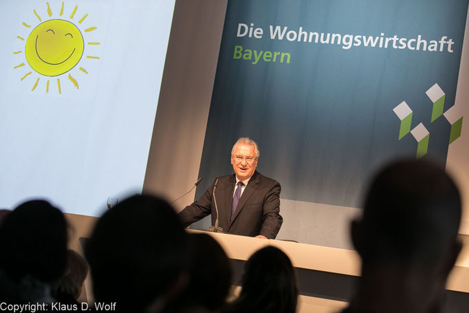 Fotojournalist München, Innenminister Joachim Herrmann, VdW Fachtagung, Reit im Winkl