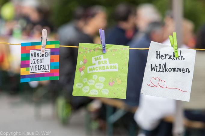 Eventfotografie, Tag der Nachbarn, nachbar.de Stiftung, München