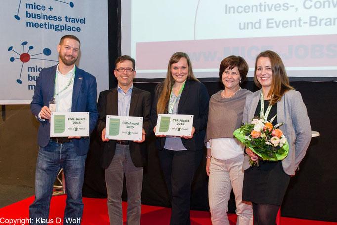 csr Award, mbt meetingplace,  Messe- und Eventfotograf München