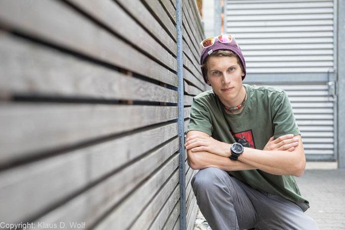 Fotojournalist München: Extrembergsteiger Jost Kobusch für don bosco Magazin