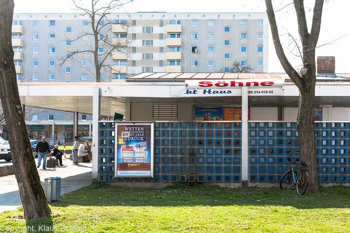 Architekturfotografie: Reportage München-Hasenbergl