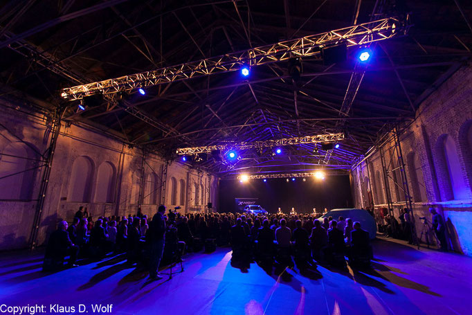 Eventfotografie, Mazda X-Night, Reithalle, München
