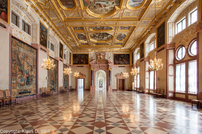 Residenz München, Location-Foto, Empfang des Bundesjustizministeriums, Bildjournalist München