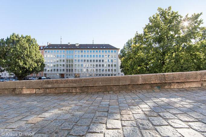 Architekturfotograf München, Bürogebäude, Akademiestraße