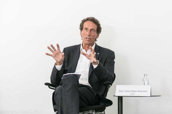 Fotografie bei wissenschaftlichen Tagungen, bidt-Symposium in der Siemens-Stiftung, München