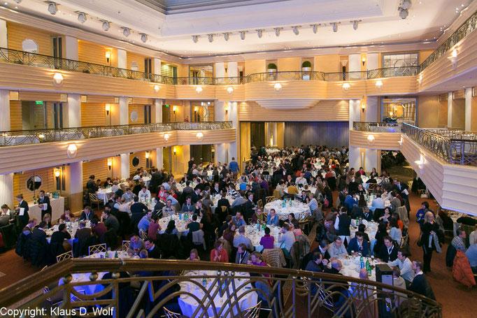 Eventfotografie, Optima, Internationale Firmenveranstaltung, Hotel Bayerischer Hof, München