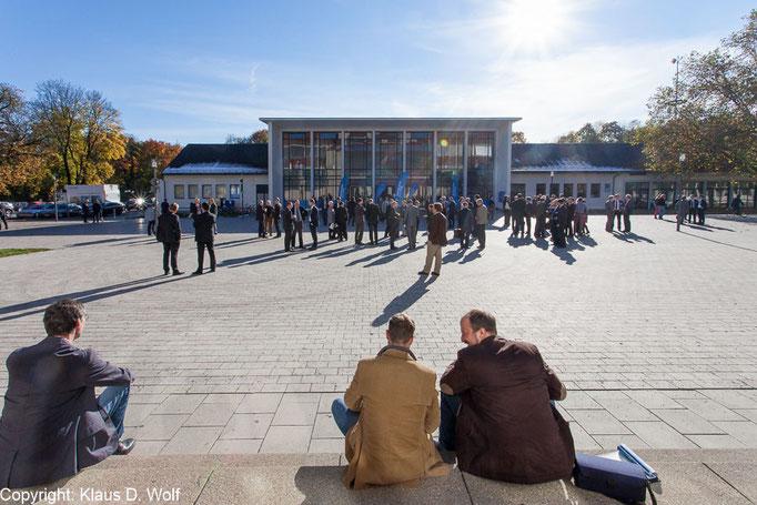 Eventfotografie, Bayerischer Nahverkehrskongress, Alte Kongresshalle München