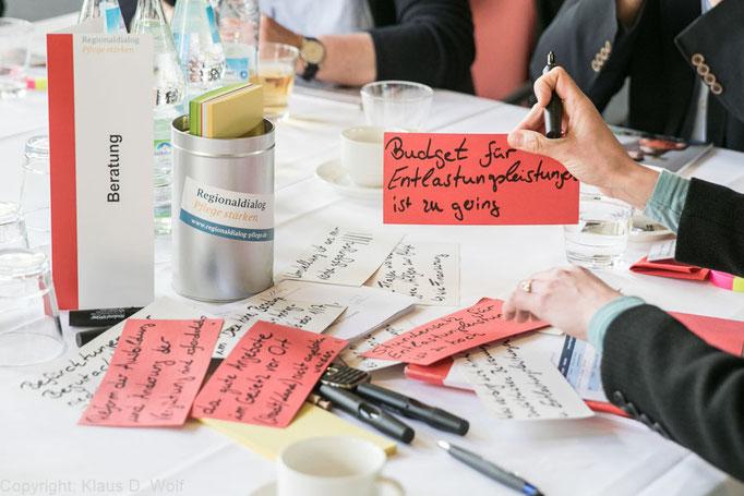 Fotograf München, Regionaldialog Pflege stärken des Bundesgesundheitsministeriums