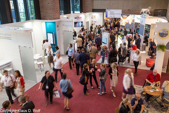 Veranstaltungsfotografie, Dermatologie Fortbildungswoche, Gasteig München