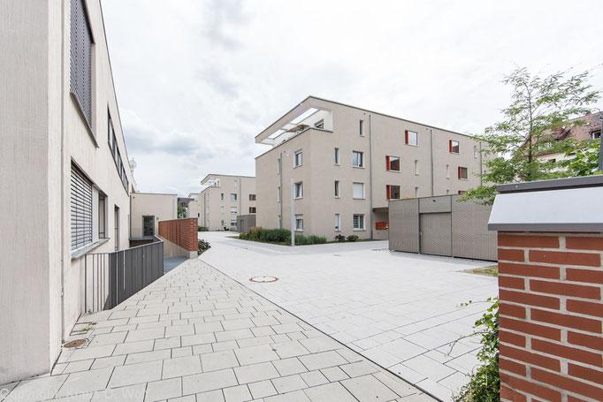 Immobilienfotograf München. Reportage Wohnbauprojekte Nürnberg