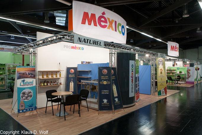 Messefotografie, Mexiko auf der BioFach, Messe Nürnberg