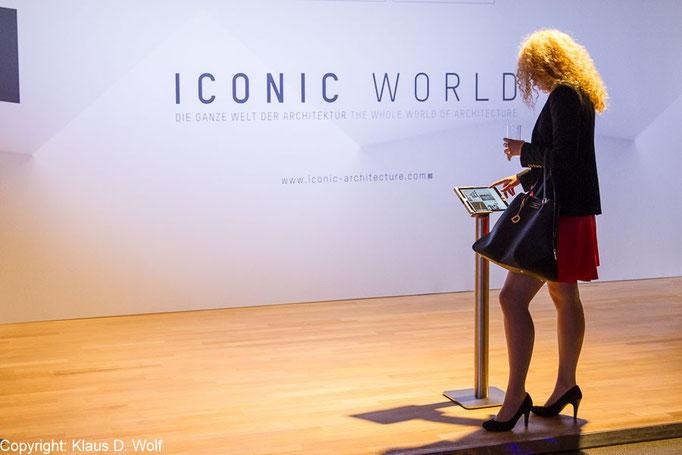 Eventfotografie, Preisverleihung ICONIC AWARDS, BMW-Welt, München