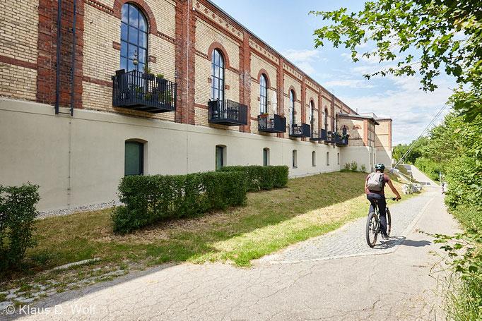 Architekturfotograf München, Sheddachhallen Kempten