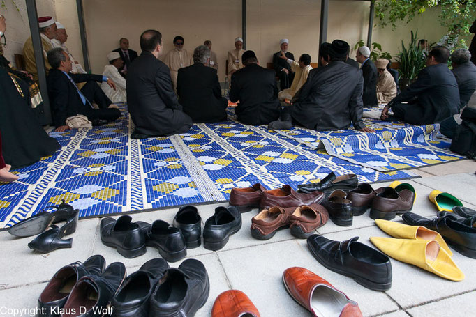 Veranstaltungsreportage, Friedenstreffen der Weltreligionen, München