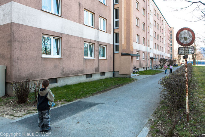 Bildjournalist, Architekturfotografie: Reportage München-Hasenbergl