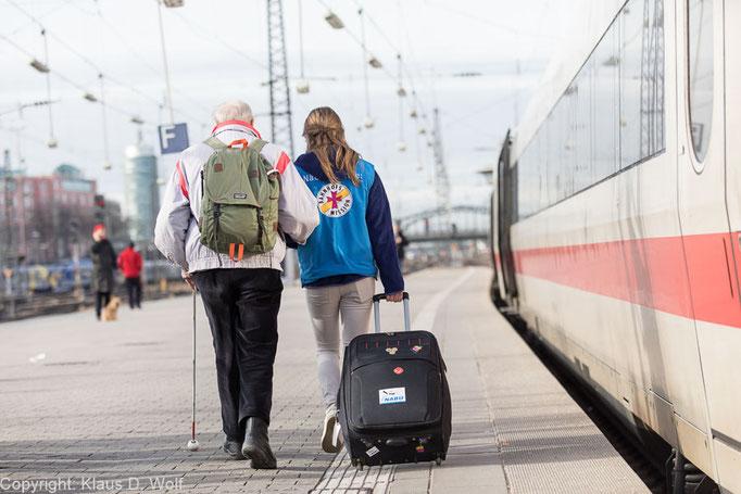 Fotojournalist München: Reportage Bahnhofsmission