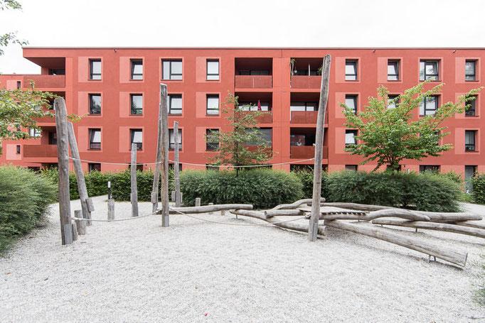 """Architekturfotograf München, Preisgekrönter Neubau in Rosenheim für die Zeitschrift """"wohnen"""""""