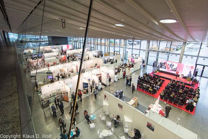 Messefotografie, mbt meetingplace, Messe Frankfurt