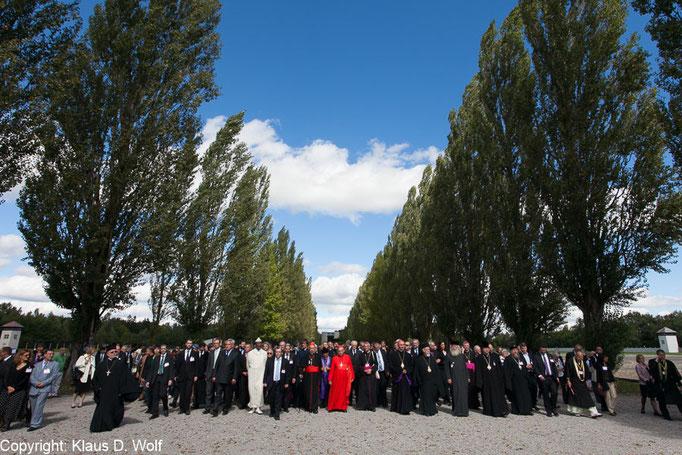 Veranstaltungsfotografie, Friedenstreffen der Weltreligionen, Dachau, Foto: Klaus D. Wolf, Bildjournalist, München