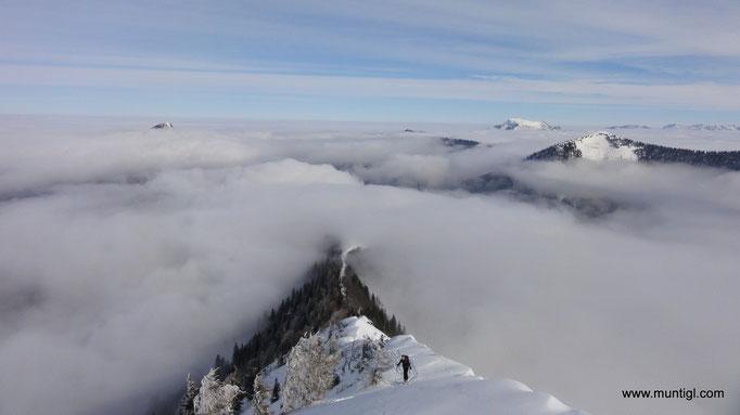 20.02.2011  11:01 Regenspitz (Hintersee), Osterhorngruppe