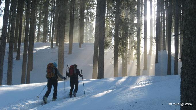 28.03.2009 8:56 Aufstieg Seehorn
