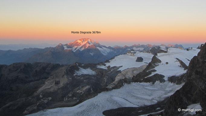 09.09.2012 06:51 Rif. Marco e Rosa (PizBernina), Diavolezza/Pontresina Italien/Schweiz