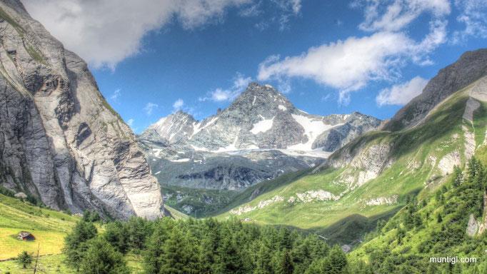 21.07.2015 15:06 Kals in Osttirol, vom Lucknerhaus zum Großglockner
