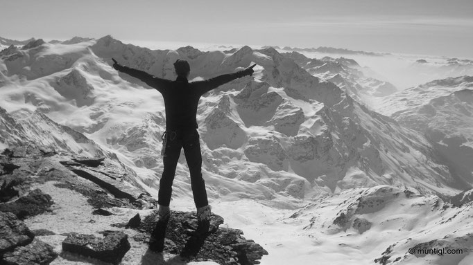 19.03.2010 14:42 Monte Cevedale (3769m) - Südtirol