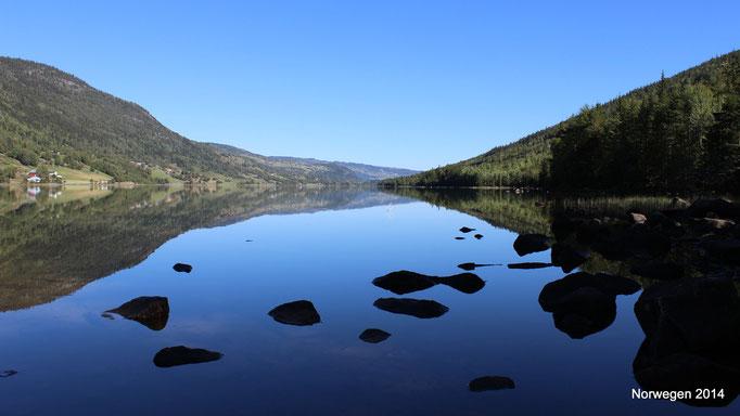 """04.09.2014 13:21 in der Ortschaft """"Al"""" (Norwegen)"""