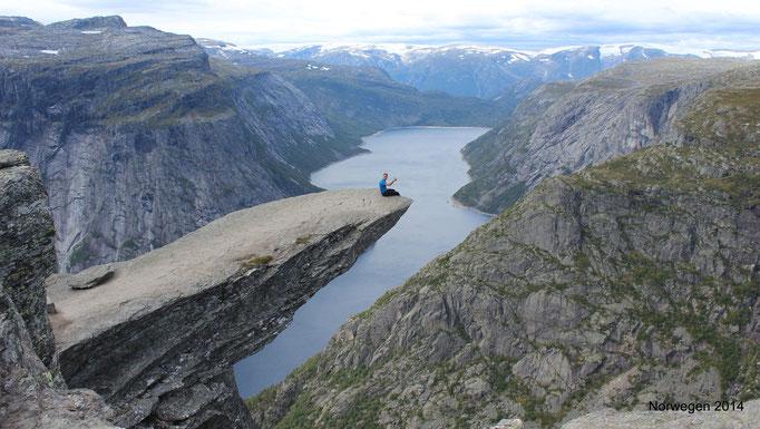 29.08.2014 12:21 Trolltunga (Norwegen)