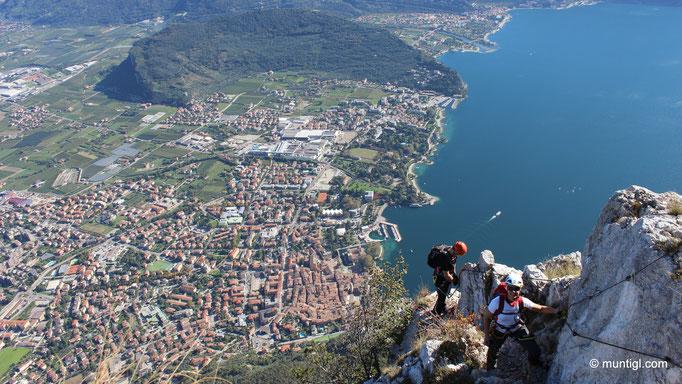 16.10.2013 12:17 Cima Sat, Riva del Garda, Gardasee