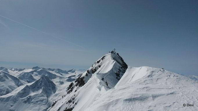 30.03.2014 12:13 Wildspitze, Pitztal, Ötztaler Alpen