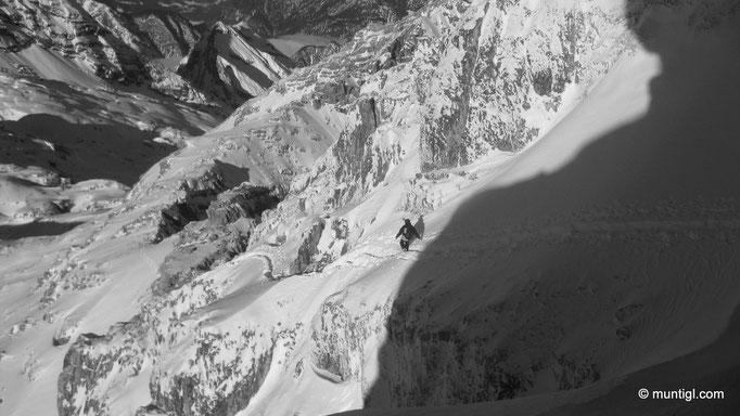 27.12.2011 13:33 Birnhorn Abstieg, Weißbach bei Lofer