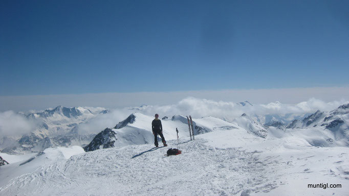 19.04.2015 15:20 Palon de la Mare 3703m (Ortler Alpen)