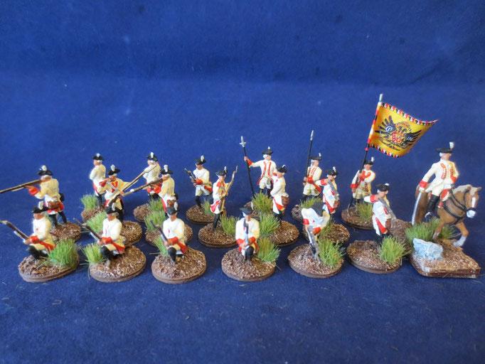 Austrian Infantry REVELL 2574
