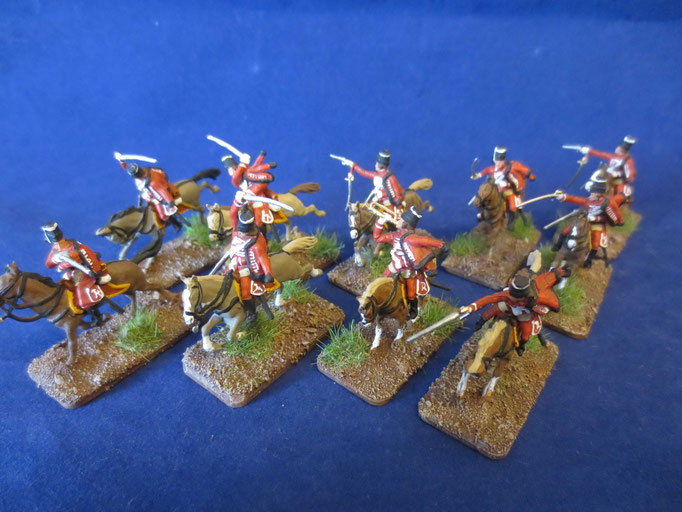 Prussian Hussars REVELL 2575
