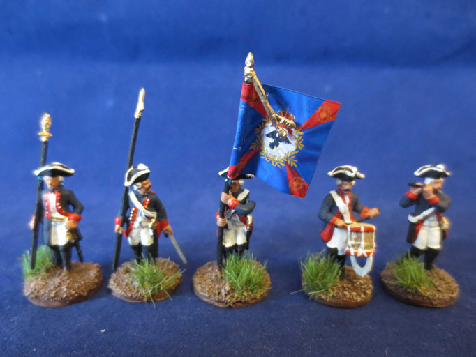 Prussian Infantry HÄT8282