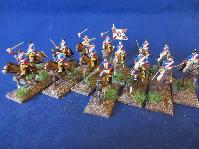 Prussian Dragoons REVELL 2573