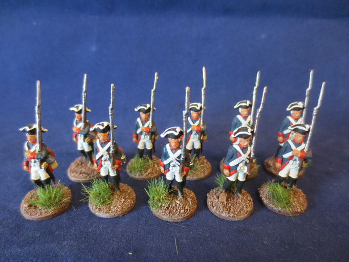 Prussian Infantry HÄT8280