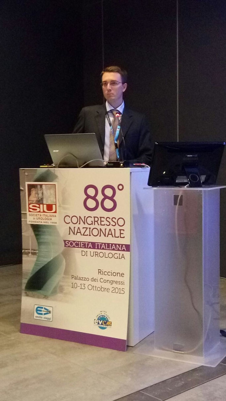 Relazione al Congresso SIU Riccione 2015