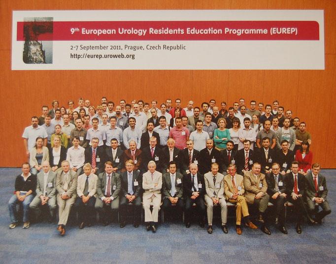 Gruppo EUREP Praga 2011