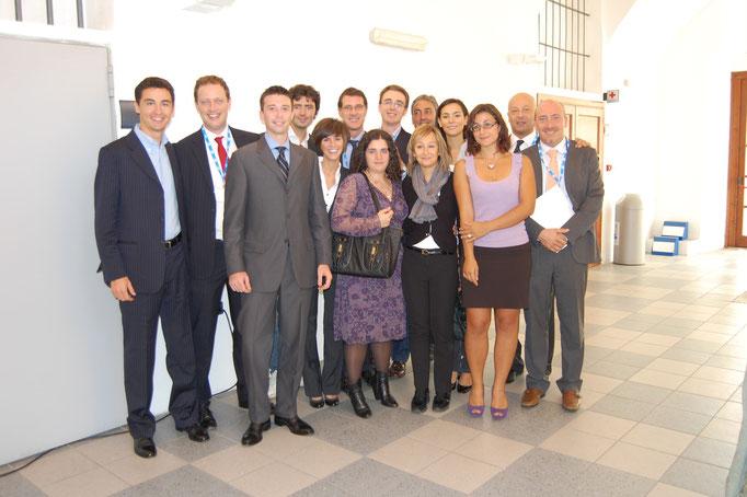 Gruppo specializzandi Novara 2010