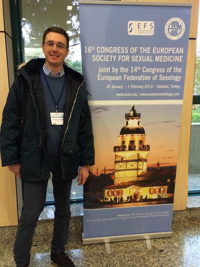 Congresso ESSM 2014 Istanbul