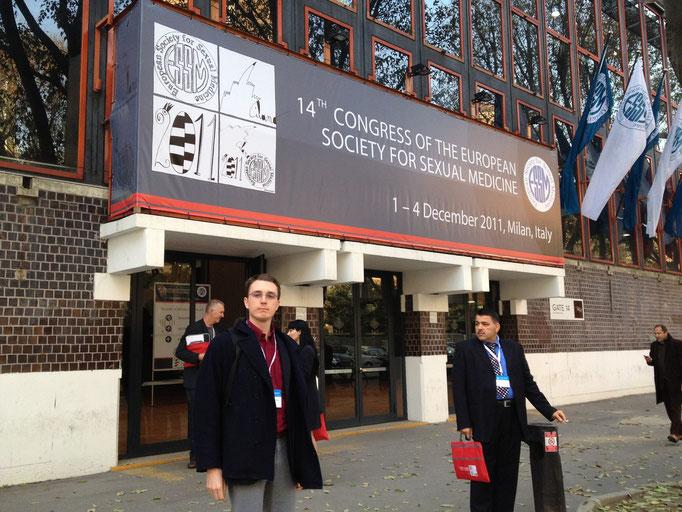 Congresso ESSM Milano 2011