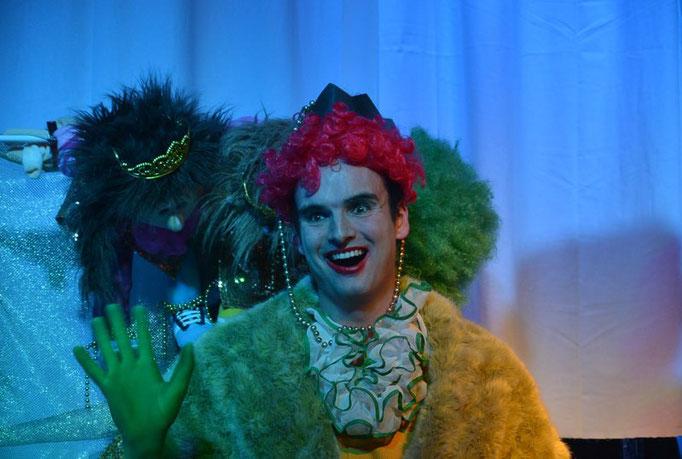 Der Froschkönig und Frau Holle (Theater am Ehrenbreitstein) Rolle: König