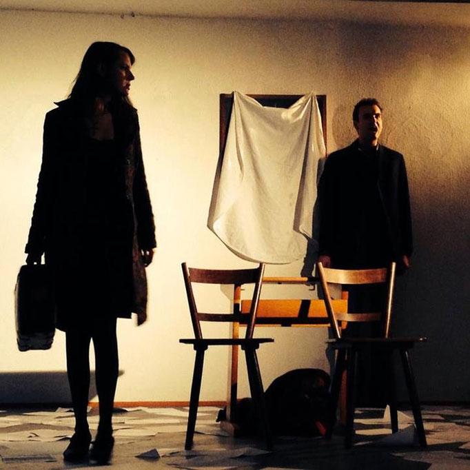 Sophie Scholl - Freiheit! (Theater am Ehrenbreitstein) Rolle: Hans Scholl