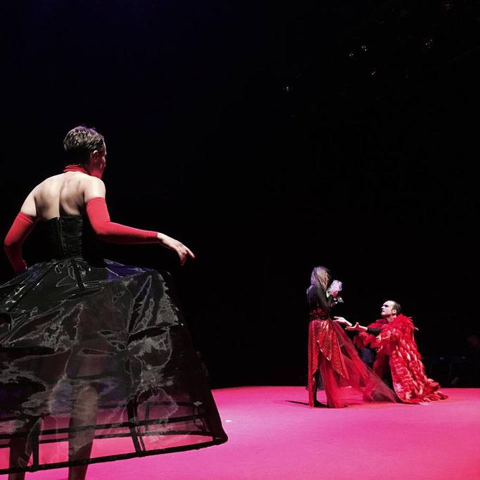 Shakespeare - Liebe, Tod und Traum (Theater Koblenz & Laprofth RLP) Rolle: Fair Boy